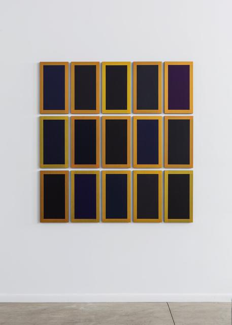 , 'Night Train,' 2016, Jensen Gallery