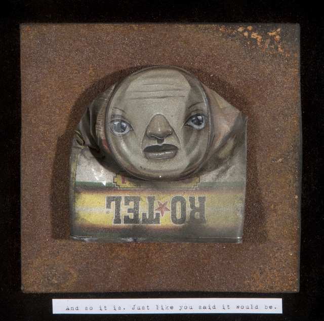 My Dog Sighs, 'And So It Is. Just Like You Said It Would Be', 2014, Tate Ward Auctions