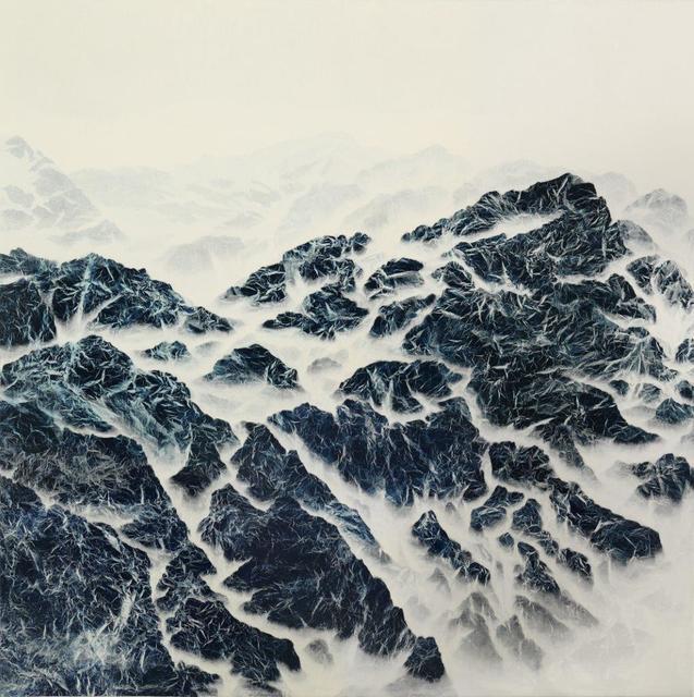 Wu Chi-Tsung, 'Cyano-Collage 038', 2018, Galerie du Monde