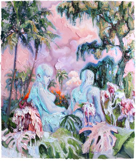 , 'Paradise,' 2017, Joseph Gross Gallery