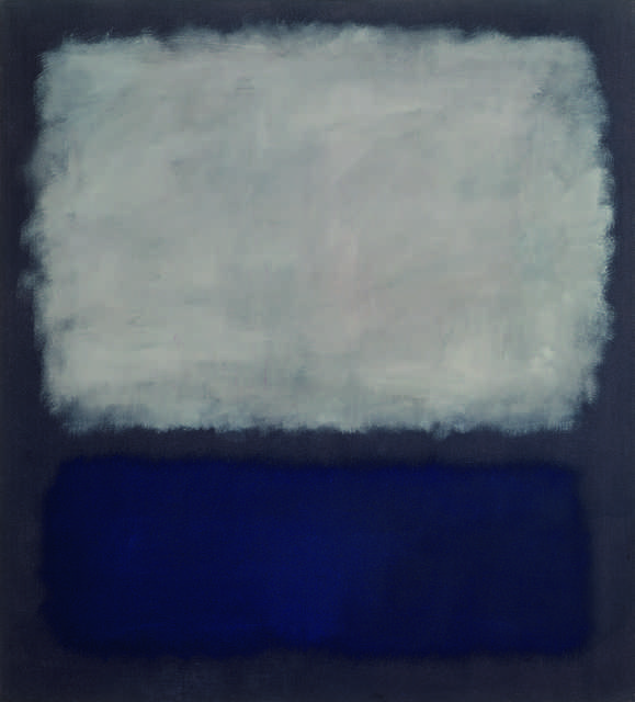Mark Rothko, 'Blue and Grey ,' 1962, Fondation Beyeler