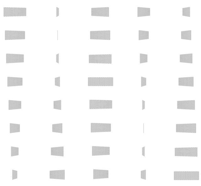 , 'Bloqueo relativo - Secuencia (40),' 2018, Galería Pelaires