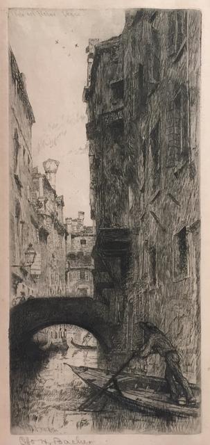 , 'Ponte del Pistor, Venice,' , Childs Gallery