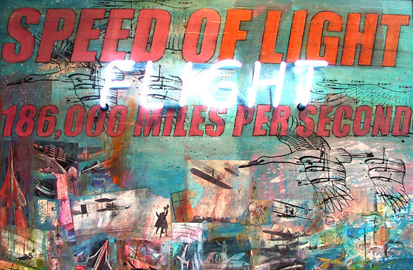 , 'Flight - Speed of Light ,' , Zenith Gallery