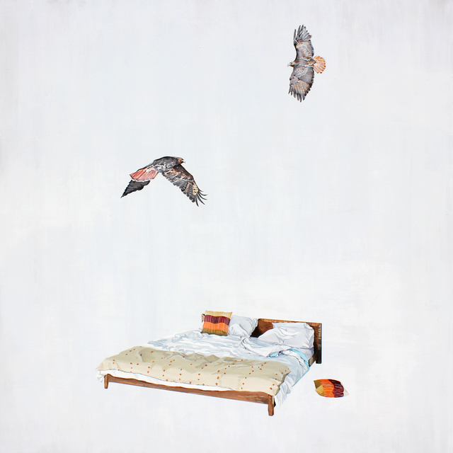 , 'Bedroom,' 2018, LAUNCH LA