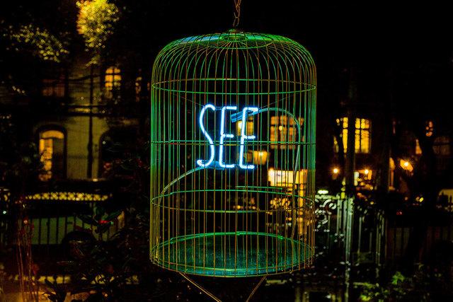 , 'See,' 2018, MAIA Contemporary
