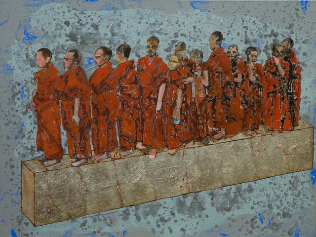 , 'Patience,' 2013, Aicon Gallery