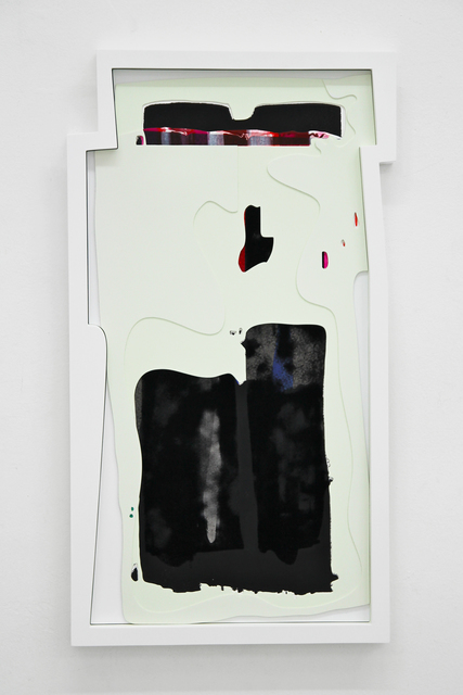 , 'Paint Container 7,' 2015, Galerie Richard