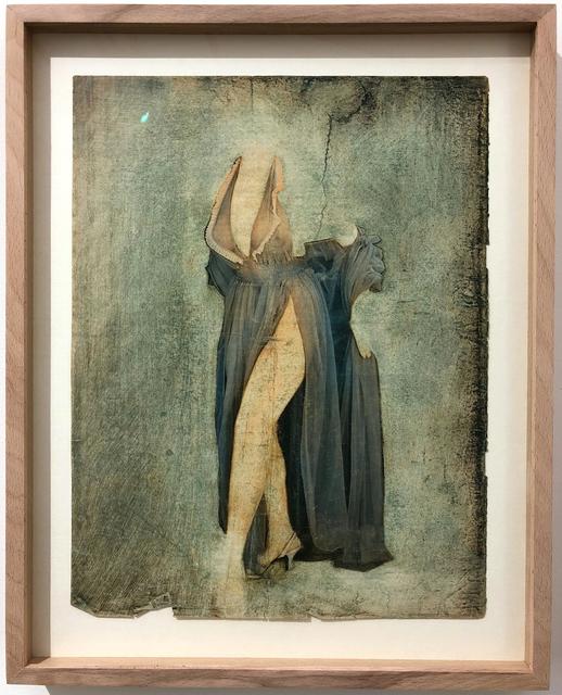 , 'Untitled 2,' 2016, Galerie Les filles du calvaire