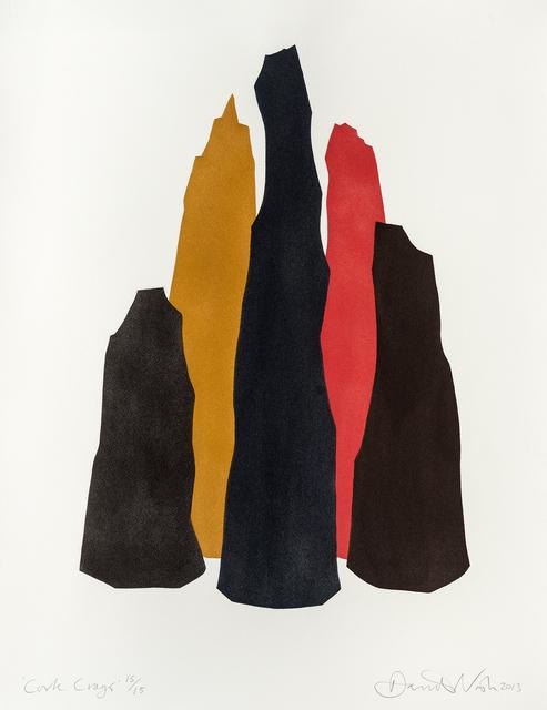 , 'Cork Crags,' 2013, Cristea Roberts Gallery