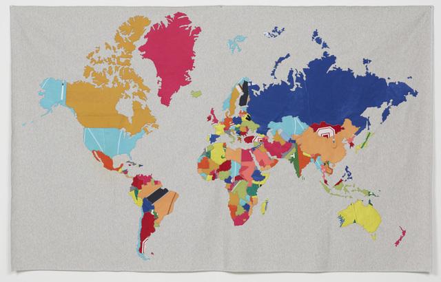 Jonathan Monk, 'The World in Training', 2013, Galleri Nicolai Wallner