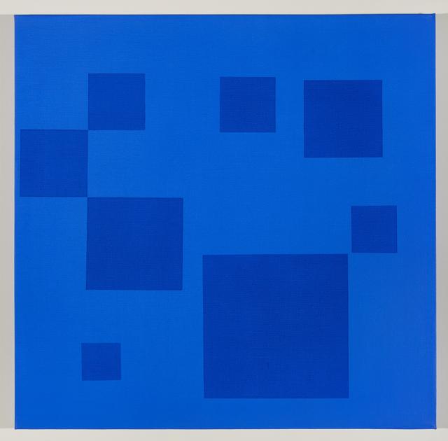 Jesús Matheus, 'Llenos (azules)', 2007, Cecilia de Torres Ltd.