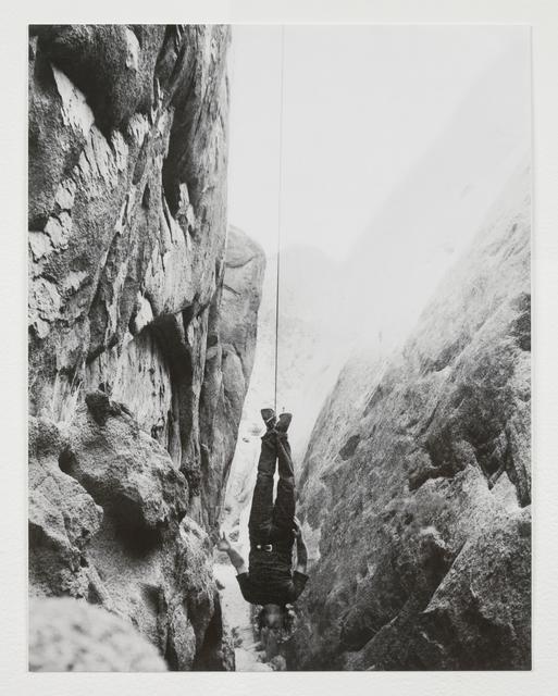 , 'Plumb Bob,' 1973, RaebervonStenglin