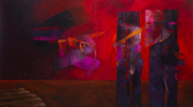 , 'Trashumante,' 2016, Enlace Arte Contemporáneo