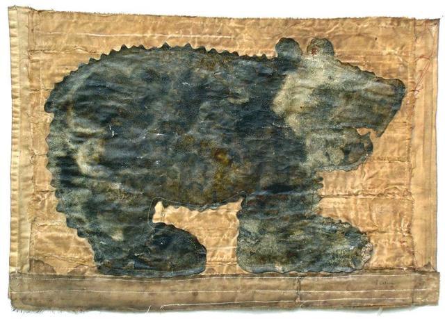 , 'bear,' 2017, Rice Polak Gallery