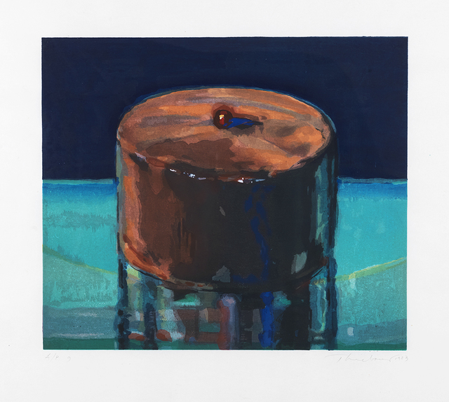 , 'Dark Cake,' 1983, Lyndsey Ingram
