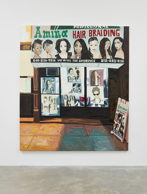 , 'Amina,' 2017, Casey Kaplan