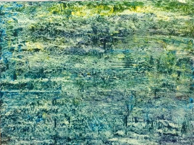 A. C. Pifaro, 'Forests Growing Underwater  ', 2017, Robert Kananaj Gallery