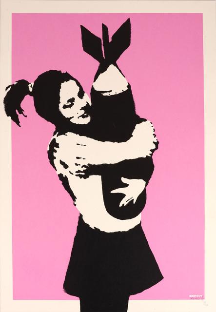 Banksy, 'Bomb Hugger', 2004, Chiswick Auctions