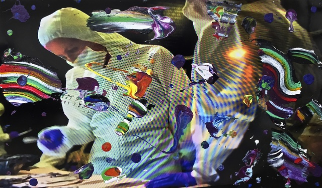 Richard Heinsohn, 'Found It', 2018, Bill Lowe Gallery