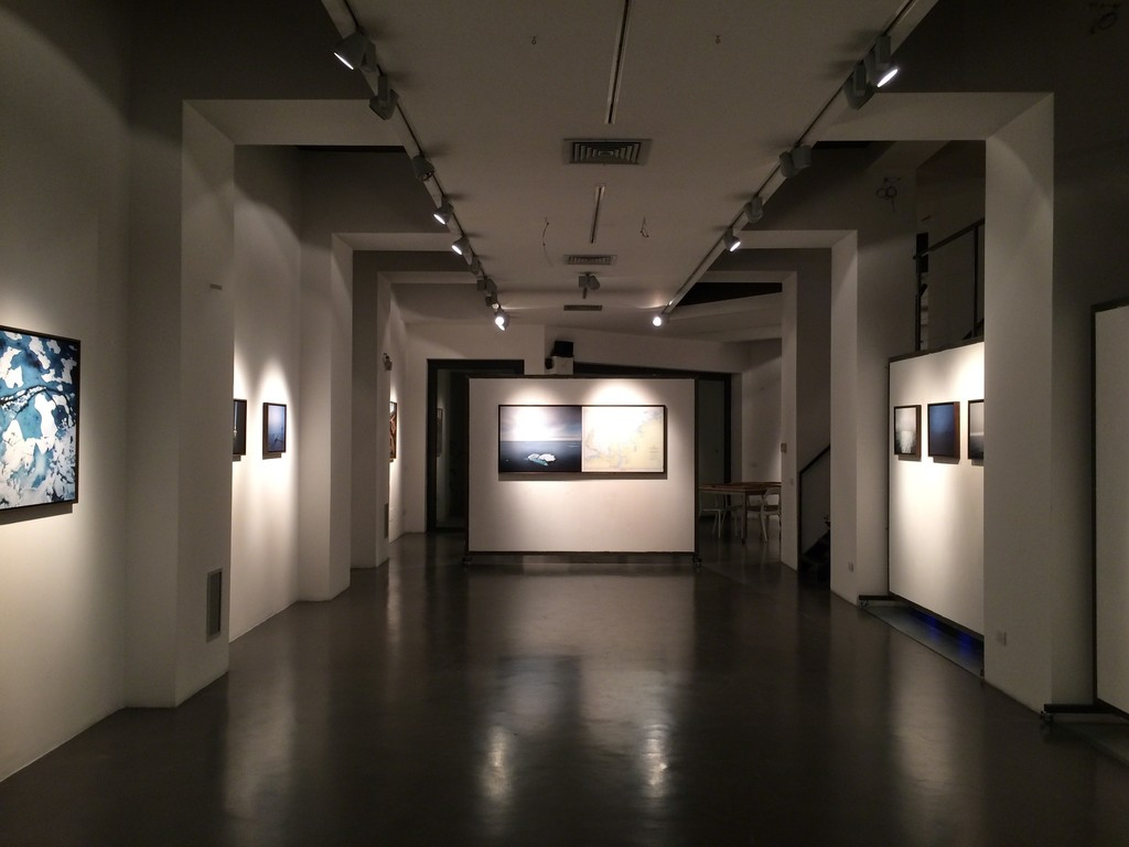 2015 Arctic Coordinates, ILEX Gallery at 10b Photography, Rome, Italy