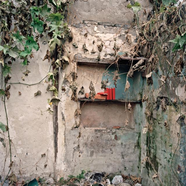 , 'Shikumen's walls Series #22,' 2011, ArtCN