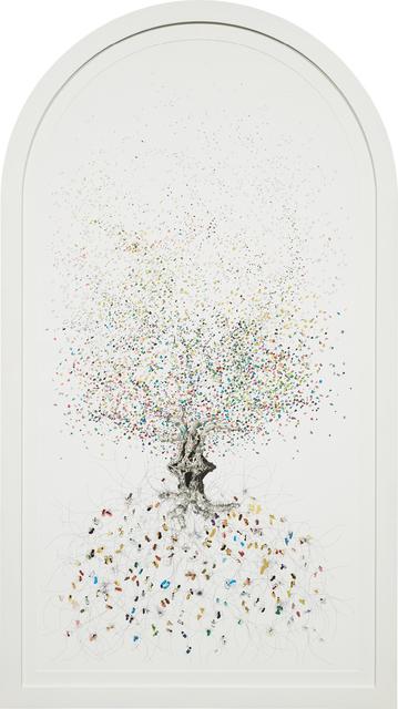 Paul Chan, 'Worldwide Trash (Thanks for Nothing Hegel)', 2004, Print, Archival inkjet print in colors, on wove paper, the full sheet, Phillips