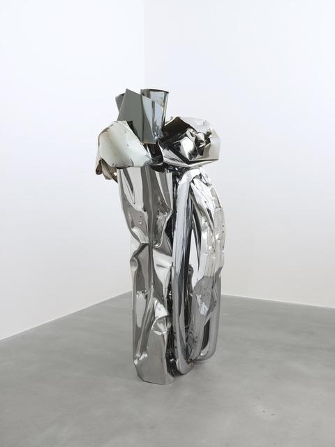, 'GOOSECAKEWALK,' 2009, Gagosian