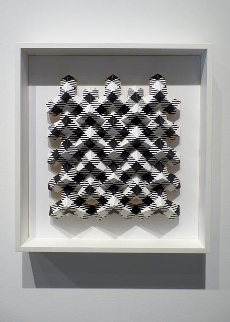 Rusty Scruby, 'Standard Plaid', 2015, Cris Worley Fine Arts