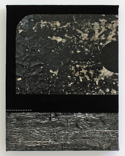 , 'Meditation (Black),' 2018, Adah Rose Gallery
