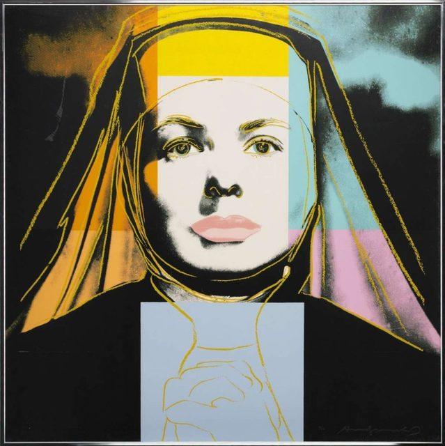 , 'The Nun, From Ingrid Bergman (Feldman & Schellmann II.314),' 1983, Maddox Gallery