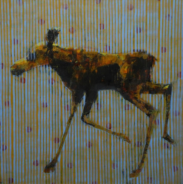 , 'Animal Painting 018-1547,' , Diehl Gallery