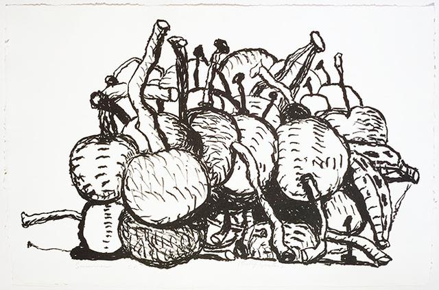 Philip Guston, 'Summer', 1980, Upsilon Gallery