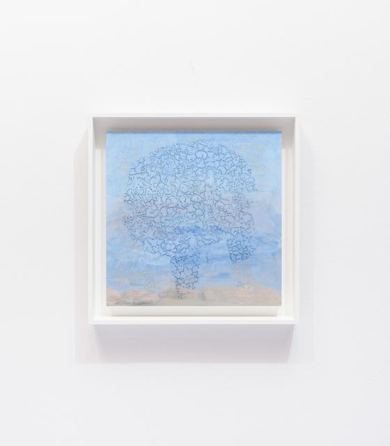 , 'Not That It Is Needed Now (Oak) VII,' 2015, Rhona Hoffman Gallery