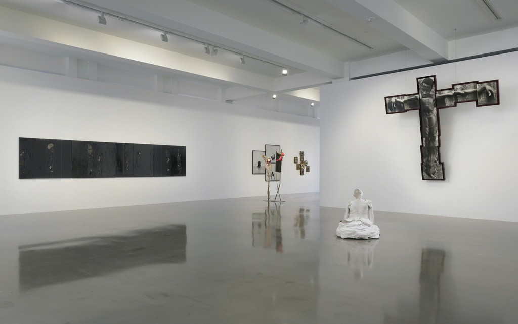 Installation view, 'POWER', Work By African American Women From The Nineteenth Century To Now, Curated by Todd Levin, 