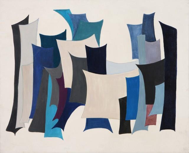 , 'City II,' 1968, Grey Art Gallery
