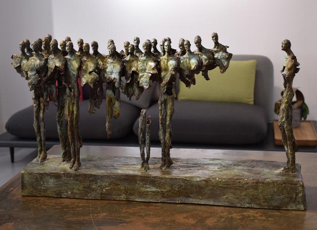 Denis Chetboune, 'et maintenant', 2018, Bogena Galerie