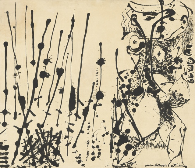 Jackson Pollock, 'Number 7, 1951', 1951, Dallas Museum of Art