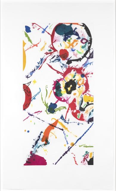 , 'Leo Rising,' 1991, Leslie Sacks Gallery