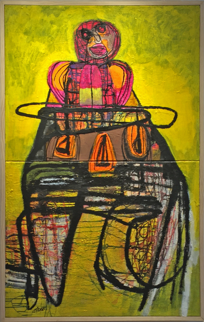 , 'Yellow Queen,' 2016, Turner Carroll Gallery