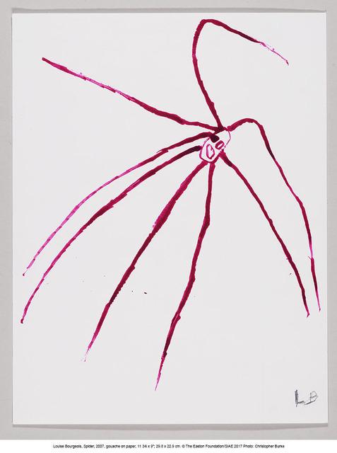 , 'Spider,' 2007, Studio Trisorio