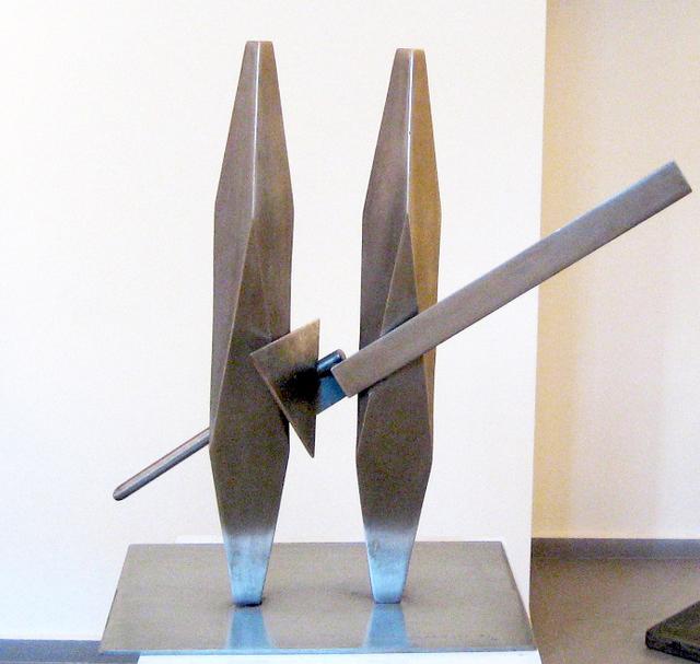 Igael Tumarkin, 'Boaz and Jachin', ca. 1990, Dan Gallery