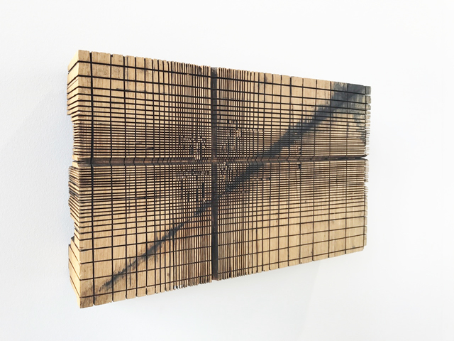 , 'Cross,' 2019, Galerie Isabelle Lesmeister