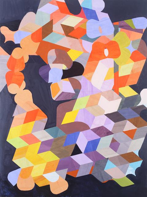 , 'Falling Ahead,' 2018, Spotte Art