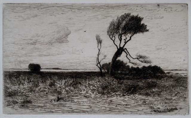 Robert Swain Gifford, 'Naushon', 1886, Private Collection, NY