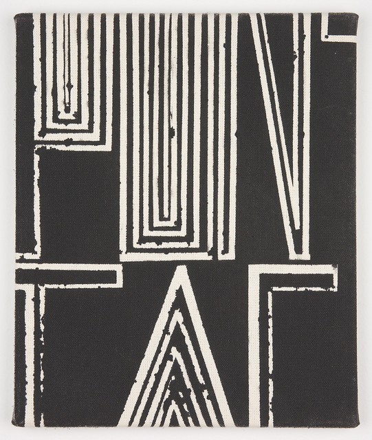 , 'Black Pontiac,' 2012, Xippas