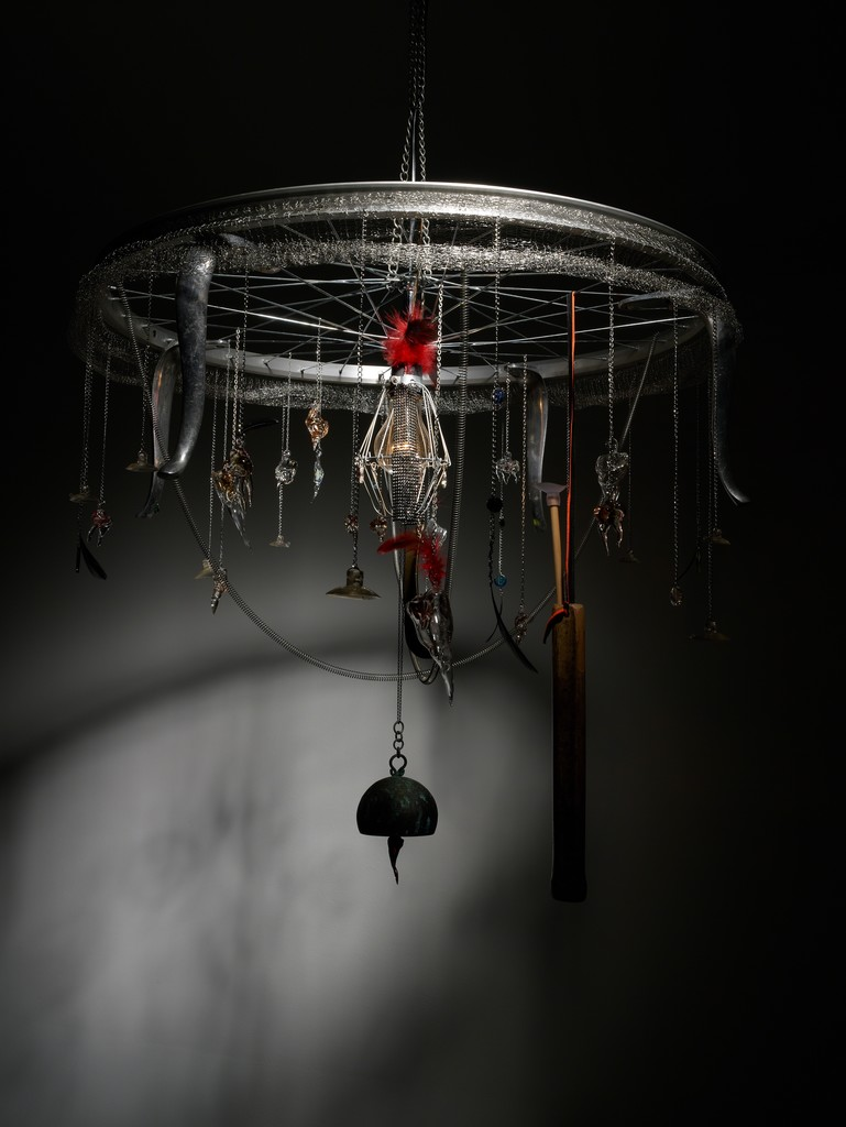 Yoo La Shin, 'Afflicted Teeth Chandelier-General Yushin,' , Gallery Absinthe