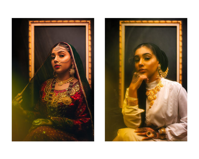Foster White, 'Arfa Iqbal - A Modern Woman', 2019, Photography, 35mm Photography Inkjet Printed on Matte Canvas, Cynthia Corbett Gallery