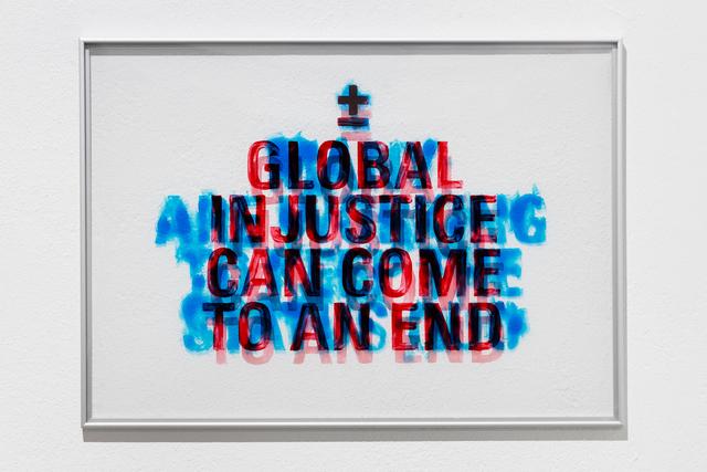 ±MaisMenos±, 'Resistance #1', 2019, Underdogs Gallery