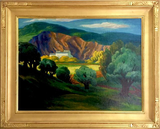 , 'Quarry Landscape,' 1920s, Contemporary Works/Vintage Works